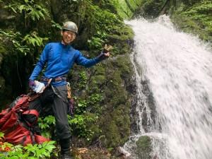 二条8m 滝