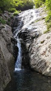 3段大ナメ滝