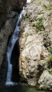 60mチムニー滝