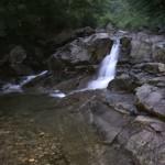 ハナゲノの滝?